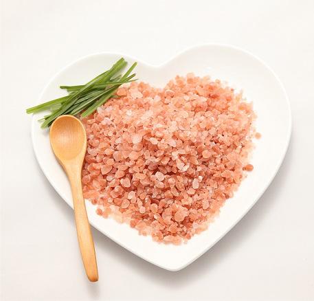 sale rosa per la salute ed il benessere